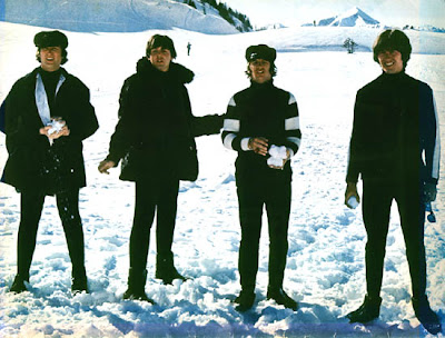 Beatles,  Beatles Snowballs, Beatles Snow