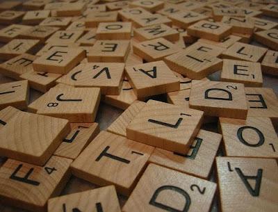 Scrabble, Scrabble Pieces