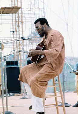 Richie Havens, Richie Havens Woodstock