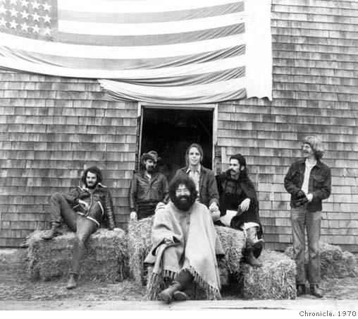 Grateful Dead 1969