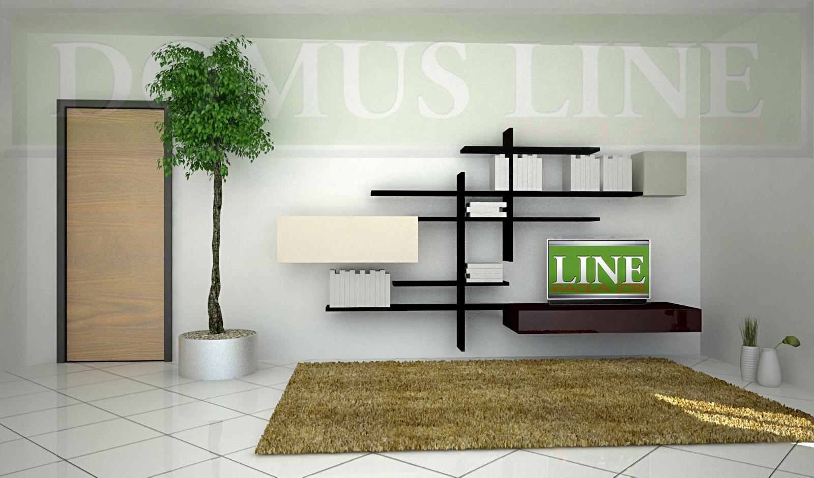 LAGO POINT XL: 30mm+36e8: alcuni esempi di pareti attrezzate LAGO