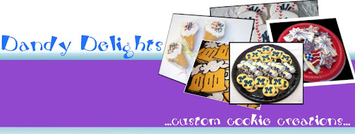 dandy delights - custom cookie creations