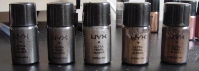 NYX pigment