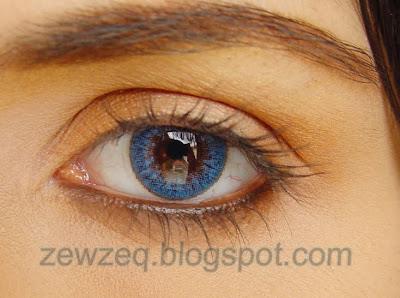 Geo Tricolor Blue