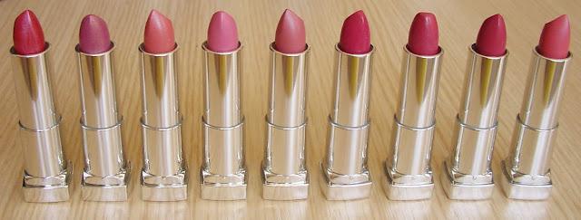 Maybelline Color Sensational Pink