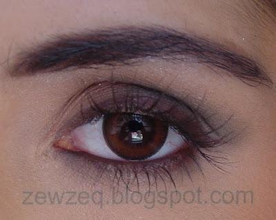 Besvue Eclipse Hazel