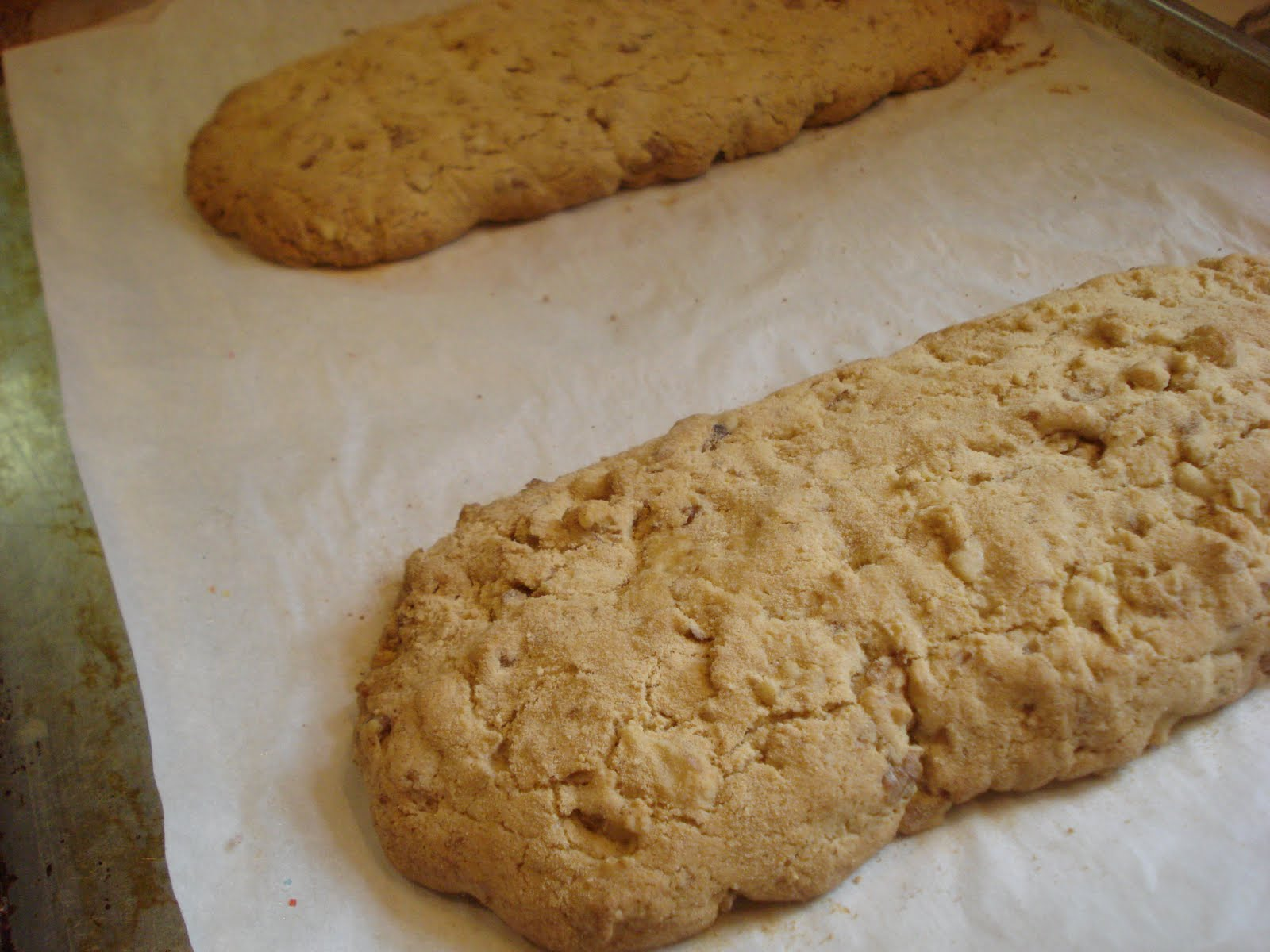 The Cookie Scoop: Maple Walnut Biscotti