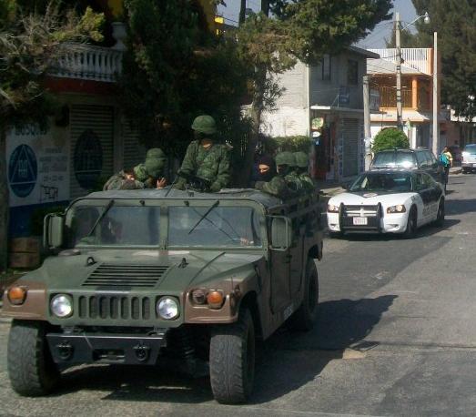 Ejercito Mexicano renueva flota de Humvees 02/04/2014 - Página 6 Ecatepec+ejercito