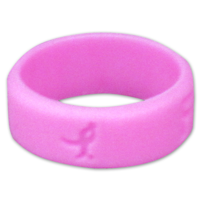 Hoda Kotb Pink Breast Cancer Ring