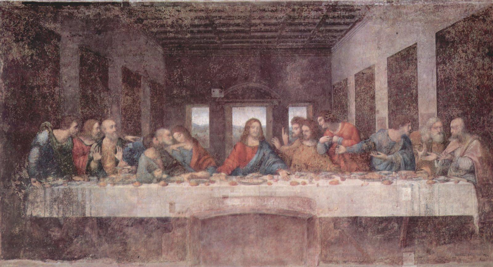 the last supper by leonardo da vinci 2 essay Papers the da vinci code and the last supper leonardo dad vinci not only was dad vinci an influential painter, he was also an engineer, sculptor.