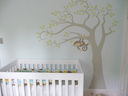 nursery decor.