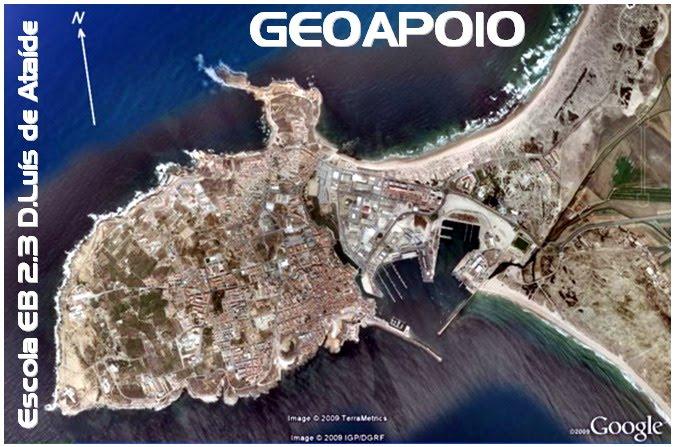 GEOAPOIO - O BLOG INTERACTIVO DA GEOGRAFIA