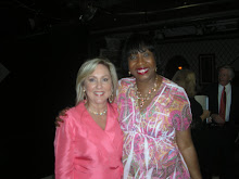 Here I am with Singer / Pastor Daisy M. McGrew.