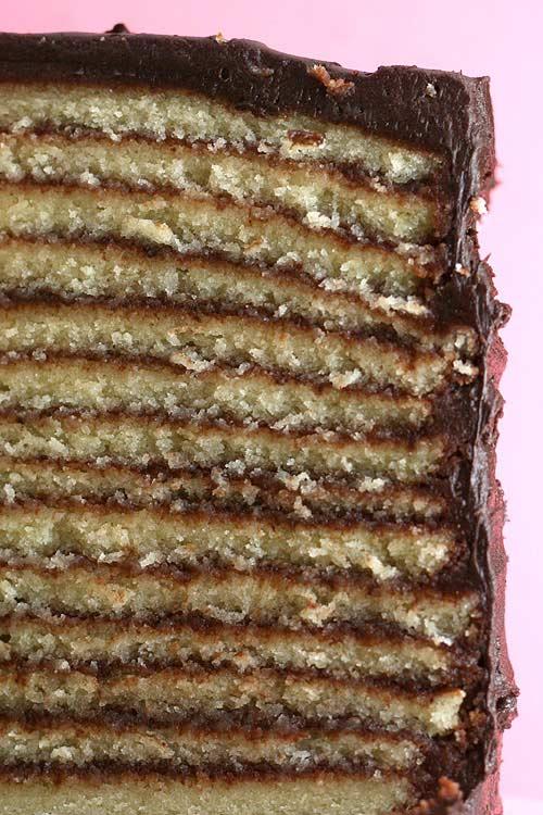 Thin Layer Cake Pans
