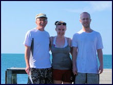 QUIET HUSBAND, LOVELY DAUGHTER, GREGARIOUS SON -  Kayaking in the Keys