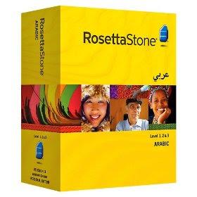 Rosetta Stone 3.4.5 FR + Arabe Niveaux  1-2-3 [TB]