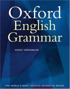 information on grammar pertaining to english speaking