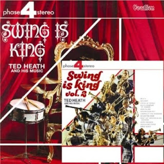 Ted Heath and His Music Swing Is King, Volume 1 and 2
