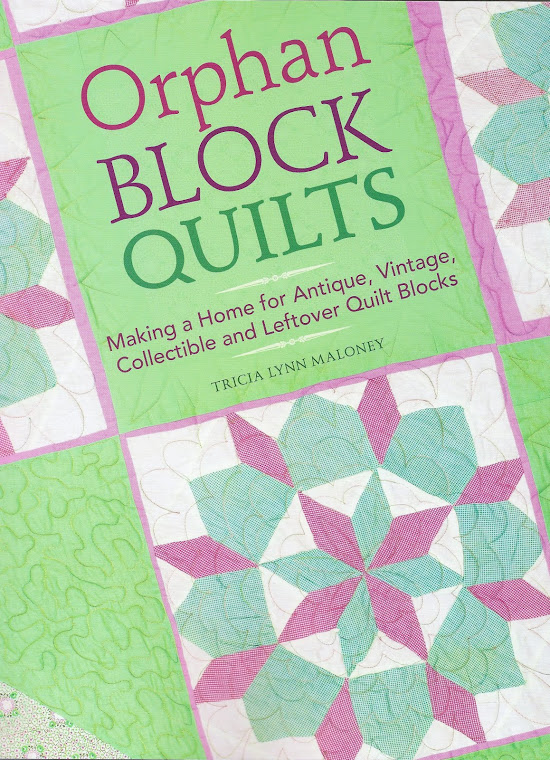 Orphan Block Quilts, the book
