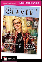 Nancy Nelson Featured in Clever Magazine