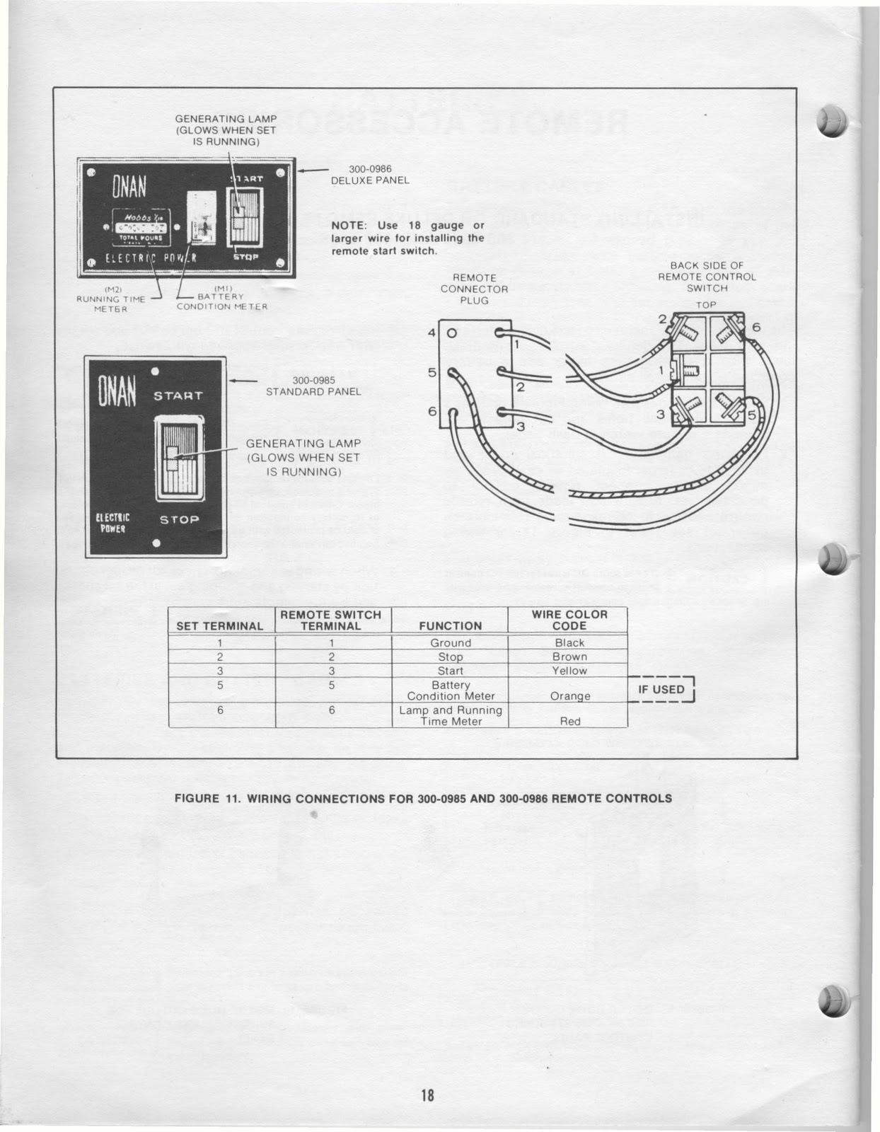 Onan 4 0 Rv Genset Generator Wiring Diagram Electrical Diagrams Bfa