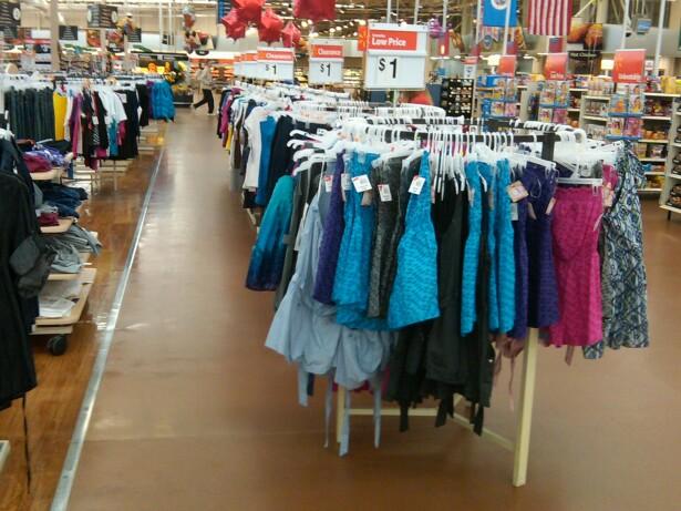 winona area deals walmart clothes