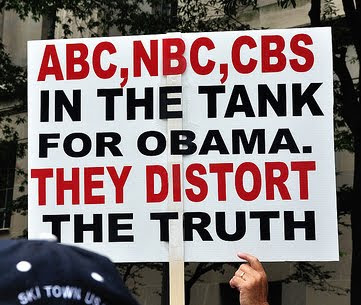 obama media cheerleaders