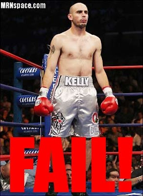 Kelly Pavlik Lost