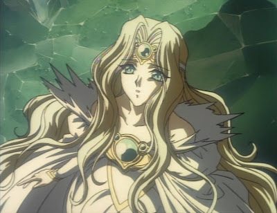 Magic Knight Rayheart (OAV) Princesse+emeraude