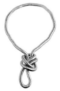 Breil Snake necklace