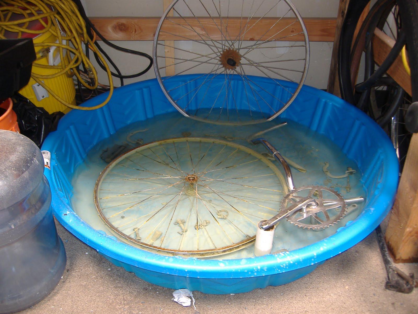 Bikes Beer And Adventures Ash S Huffy Bike Build Restore Step 3