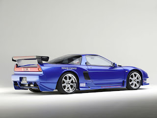 Acura NSX Cars modifications