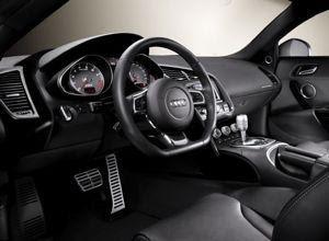2008 Audi R8 interior
