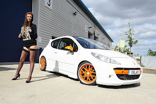 Modified Peugeot 207 Car Pics