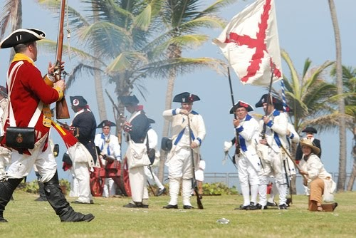 Por la vuelta a espa a de cuba puerto rico y filipinas el ataque ingles a puerto rico en 1797 - Nacionalidad de puerto rico en ingles ...