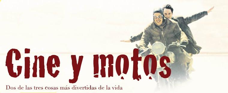 Cine y motos