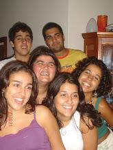 Meus primos, do Rio de Janeiro... amo vcs todos, cada um de sua maneira...