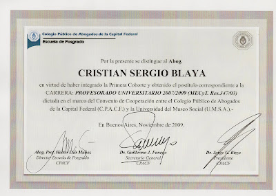 [AYUDA] Colegio que no entrega título secundario : argentina