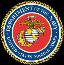 USMC logo Happy 233rd Birthday US MARINE CORPS!