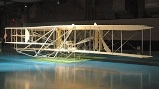 1908 Wright Flyer 105 Years of Aviation...