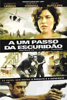 Filme Poster A Um Passo da Escuridão DVDRip H264 Legendado