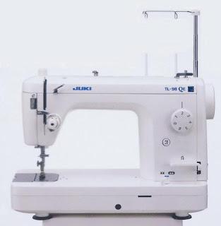 juki tl 98q sewing machine