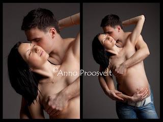 sensuaalne lapseootus pilt koos partneriga