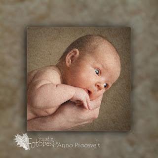 Fototöötlus, beebi portree