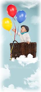 õhupallilend korviga
