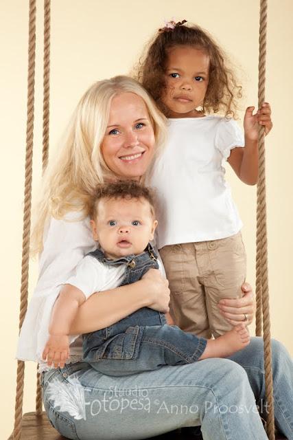 ema lastega fotostuudios