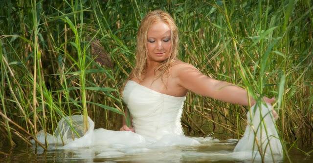 pruut vees kõrkjad
