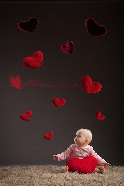 südamed, meenub valentini päev