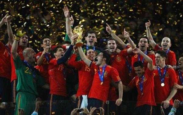 Spain has won the FIFA World