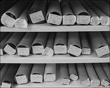 Área de archivos